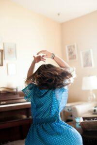 virtual babysitting dancing